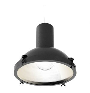 Projecteur 365 Pendant Light Grey