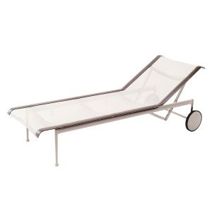 Adjustable Chaise Longue
