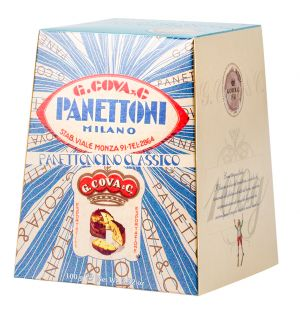 Traditional Panettone Small