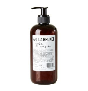 No.069 Liquid Soap Lemongrass