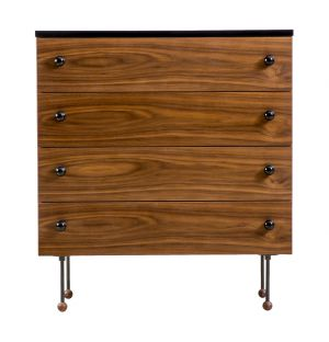 62 Series Chest of 4 Drawers