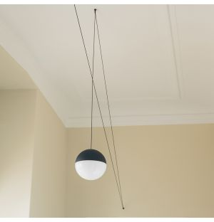 String Light Sphere Collection