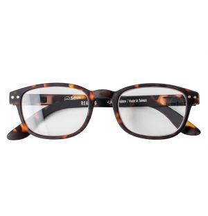 LetMeSee #B Reading Glasses Tortoise