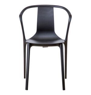 Belleville Armchair Black