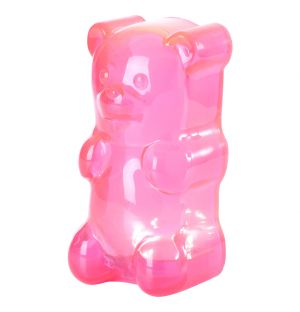 Gummy Bear Night Light Pink
