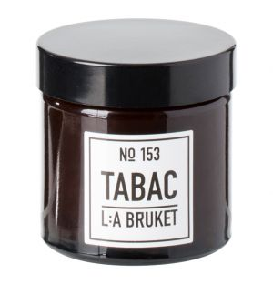 No.153 Scented Travel Candle Tabac