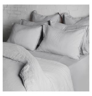 Blue Grey Bed Linen Collection