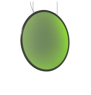 Discovery Vertical RGBW Pendant Light