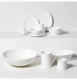 Wedgwood White Tableware Collection