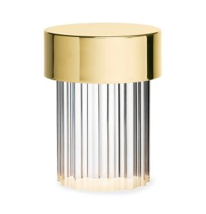 Last Order Fluted Table Lamp