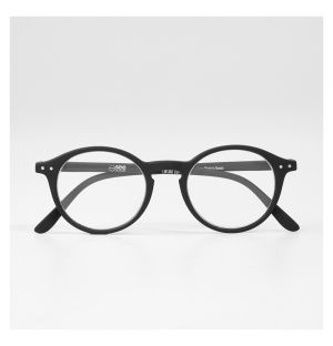 LetMeSee #D Reading Glasses Black