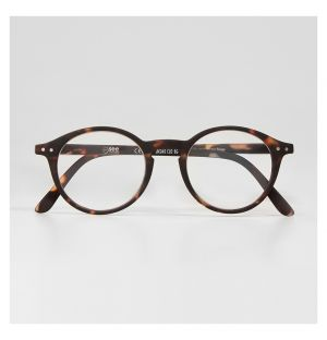 LetMeSee #D Reading Glasses Tortoise