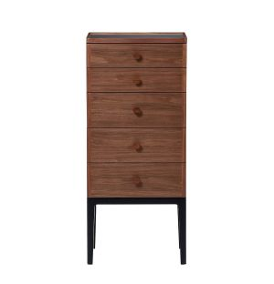 Monument 5-Drawer Tallboy