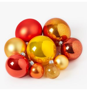 Citrus Christmas Tree Decoration Collection