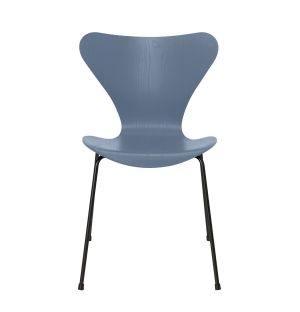 Series 7 3107 Chair in Coloured Ash & Black