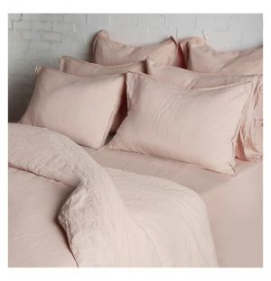 Soft Pink Bed Linen Collection