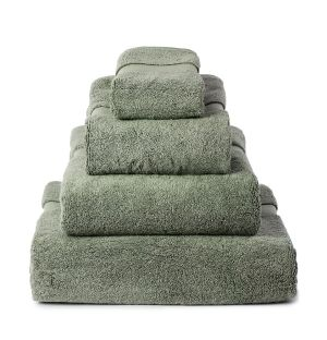 Premium Terry Towel Collection in Sage