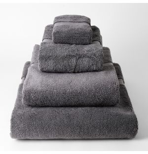 Premium Terry Towel Collection in Slate