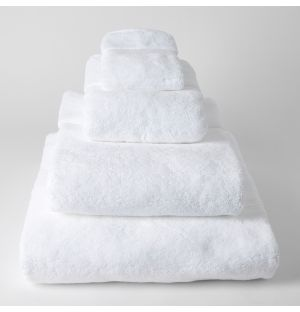 Premium Terry Towel Collection in White