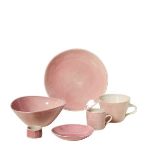 Brights Tableware Collection Pink