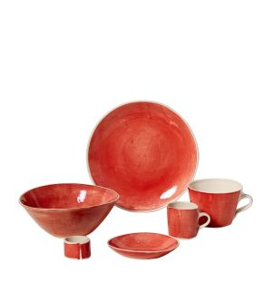 Brights Tableware Collection Red