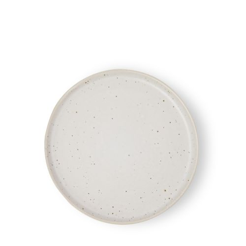 Plates with rim