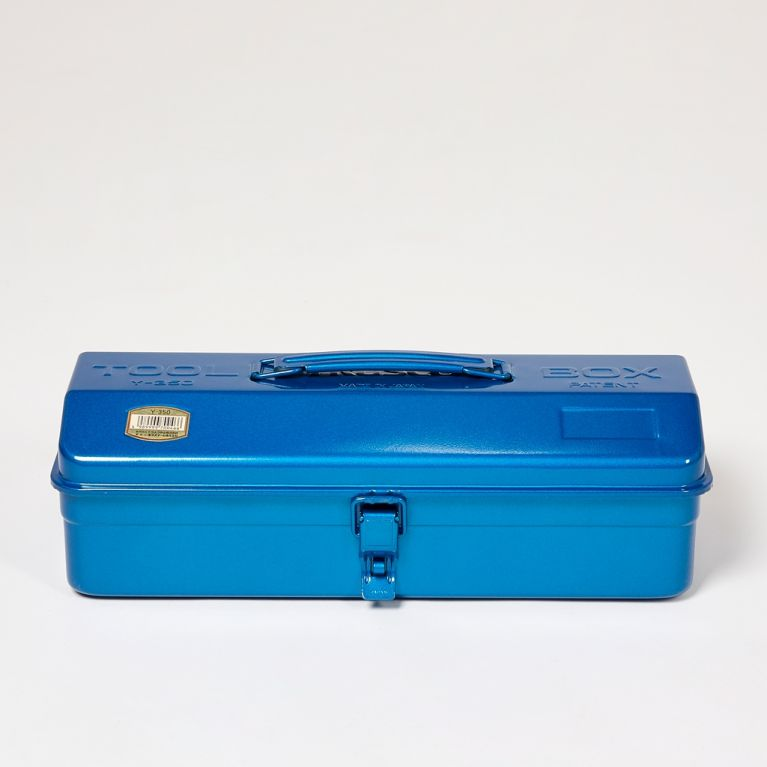 Hip Roof Toolbox In Blue By Trusco At The Conran Shop