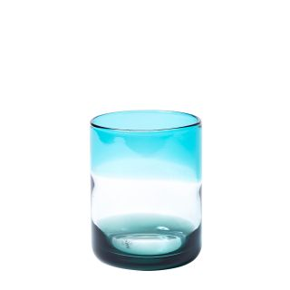 Ombre Tumbler in Turquoise & Petrol