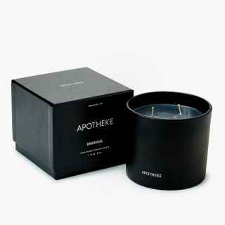 Charcoal 3-Wick Scented Candle