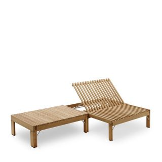 Riviera Outdoor Lounger