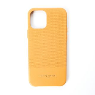 Clic Heritage iPhone 12 Pro Case in Yellow