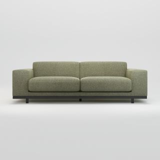 Planar Plinth 4-Seater Sofa