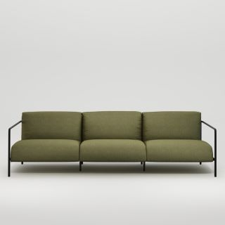 Fold Outdoor 3-Seater Sofa